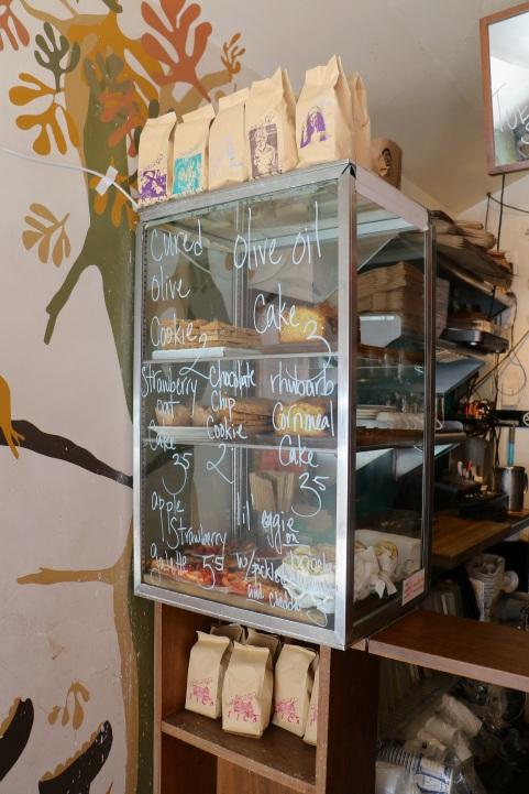 As delícias que o Abraço Espresso oferece.