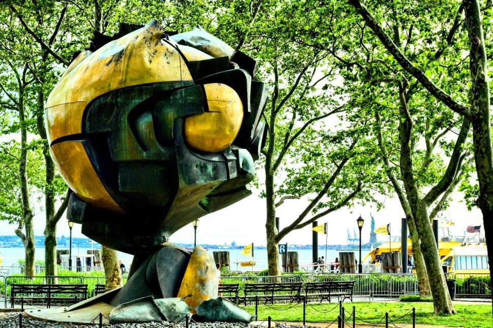 21. Battery Park
