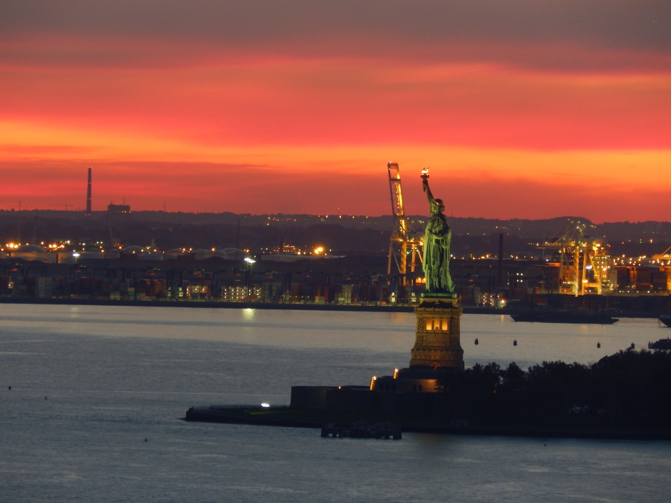 25. Statue of Liberty