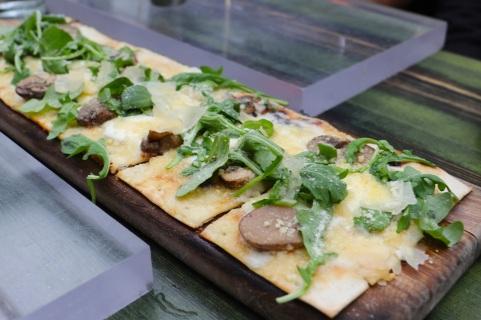 White Truffle Pizza | Foto: Carol Matzenbacher