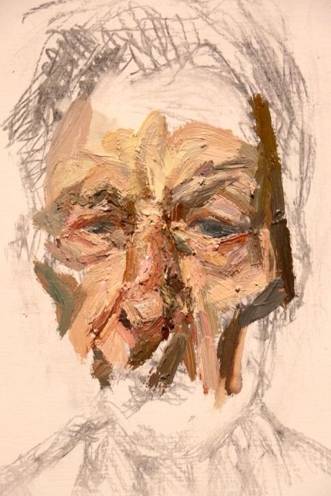 Self-Portrait, 2002 - Lucian Freud