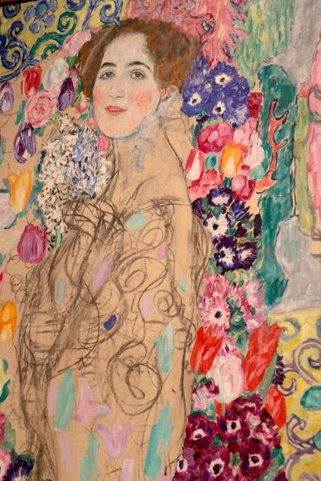 Posthumous Portrait of Ria Munk III, por Gustav Klimt